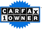Carfax 1 owner